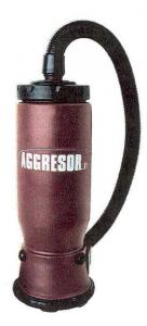 aggressor, agressor, Aggresor II, 6 Quart, Backpack, Vacuum Cleaner, by ProTeam, 928W, 95CFM, 68dB, 50' 3 Wire Safety Cord, 9 Pound, 6 Tools: Floor, Upholstery, Dust, Crevice