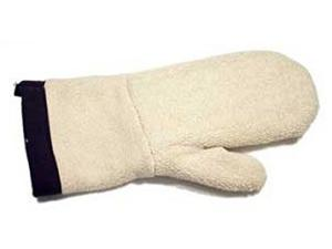 Jiffy 1040, Protective, Heavy Weight, Hand Mitt, Glove, for using Garment Steamers, &amp; Steam Cleaners, to Prevent Scorching, Heat from Contacting Your Skin