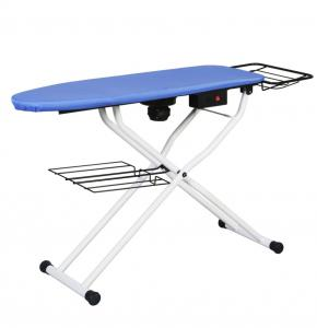 "Reliable, C88, Large 16x48½"" inch, VACUUM, & HEATED, Pressing Table, Ironing Board, Galvanized Steel Mesh, Iron Rest, 50Lb, ITALY, Replace C91"