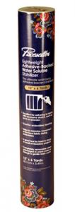 "Brother SA5906 Lightweight Adhesive-Backed Water Soluble Stabilizer, 15"" x 6 Yards"