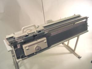 Artisan KH260, brother kh260,  Bulky 24-Stitch, Punchcard, Knitting Machine, & KR260 Ribber, (Copy of Brother) ,9mm Needle Spacing, Artisan KH260 114Needle 24Stitch Punchcard Knitting Machine 9mm Bulky Gauge, KR260 110Needle Ribber (Brother KH-260, Creative 3000) Option Tilt Stand