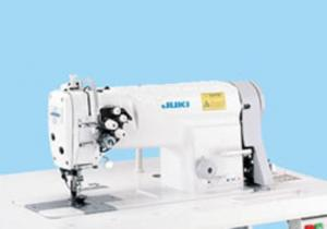 Juki LH3528,  2 Needle Feed, Lockstitch, Industrial Sewing Machine, LH-3128, 5.5-12mm Foot Lift, 4mm Stitch Length, Auto Oil, Power Stand, 3000SPM, 100 Needles