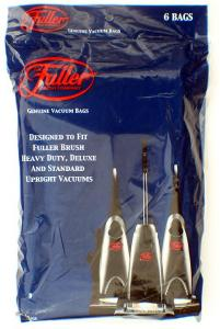 Fuller Brush 06.1816 Pack Paper Bags for Uprights FB-75 FB75T FB-80 FB-90 FB-90T FBHDI FBHDIT  Professional FBP-95 FBPT-95 FBP-HD2 FBP-HD2T