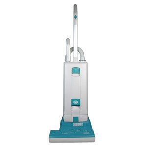 "SEBO Essential G2 Upright Vacuum Cleaner Made in Germany, SEBO 9592AT Essential G2, 10Yr Extended Warranty, Upright Vacuum Cleaner, 1300W, 12"" Clean Width, 69dB, 104CFM, 93"" Lift, 40' Cord,  Life Belt, 17Lbs"