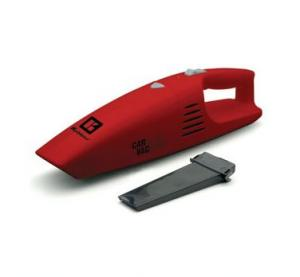 Koblenz HV-12 KR Red 12 Volt Car Vac Handheld Vacuum Cleaner