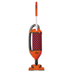 "SEBO Felix, Kombi, 9825AM, Fun, Upright Vacuum, Swivel Neck, 1300W, 11A, 102CFM Air Flow, 65dbA, 12"" Cleaning Path, 32' Cord, On Board Tools, 13 Pounds"