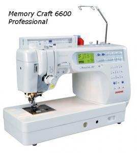 Janome 6600P Sewing Machine