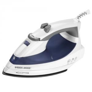 Black & Decker F975 QuickPress® Iron, Anti-Drip, Auto Shutoff
