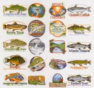 Dakota Collectibles 970135 Fishing Memories Multi-Formatted CD