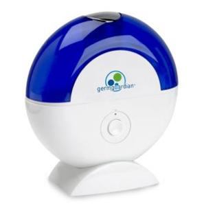 Pureguardian, Germ, Guardian, H1000, Ultrasonic, Tabletop Humidifier, Nano Silver, Technology Attacks, Mold, and Bacteria, Up to 8 Hours Operation, Virtually Silent
