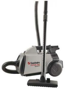Sanitaire System Pro S3686D Blue Line Mighty Mite 1400W HEPA  Canister Vacuum CleanerSanitaire System Pro S3686D Blue Line Mighty Might 1400W HEPA  Canister Vacuum Cleaner & FREE 3 Yr Extended Warranty/Replacement