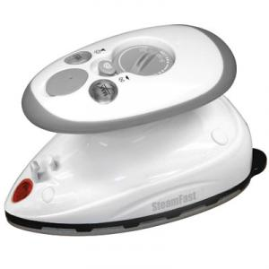 Steamfast SF-717 Home and Away Travel Steam Iron, 1.4 oz Water Capacity,  140-428ºF, 1lb, SF717
