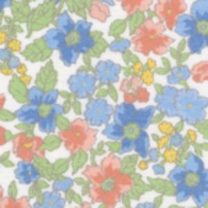 Fabric Finders 15 Yd Bolt 9.34 A Yd  #453 Floral 100% Pima Cotton Fabric