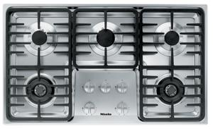 Miele KM3475LP 36&quot; Gas Cooktop (Linear Design)