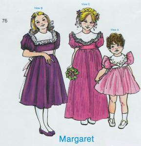 Childrens Corner Margaret Pattern