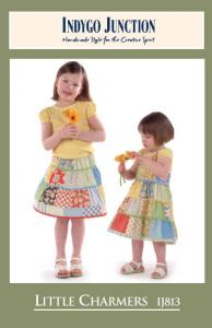 Indygo Junction IJ3 Sister Smocks, Size 1-6