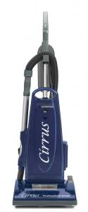 "Cirrus C-CR89 HEPA Upright Vacuum Cleaner, 14"" Brushroll, 33' Cord, 12AMP, Headlight"