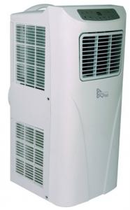 "American Comfort ACW200C Portable Air Cooler - 8,000 BTU,  conditioner, Remote, LED Screen, 2 Speeds, Auto Off, Washable Filter, 12.6""L x 14.2""W x 28.7""H, American Comfort ACW200C Portable Air Cooler, 890W Casters Handles 8000BTU 60-90F 55dB Remote 2Speed Timer AutoOff AutoDrain WashFilter 12x14x28"" 44Lb"