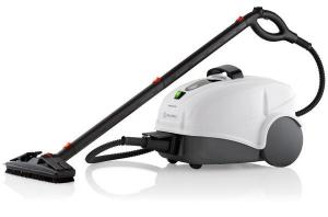 Reliable, EP1000, Enviromate PRO, Continuous Fill, Variable Steam Cleaner 2.6L, 3.1L Boiler, 151C-303.8F 87PSI Gauge 1750W AntiScale 17Tools 5YearTank
