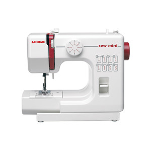 "Janome, janome 124,  sew, mini, 11703, 1196492, SewMini, Sewing, Machine, Zigzag, Stitch, Top, Drop-in Bobbin, Portable, Janome, 11703, Sew Mini, Straight, ZigZag, Reverse, Stitch, 1/2 Size, Sewing Machine, 11x9x6"" inches, Top Bobbin, AC Adaptor, Foot Pedal, 5Lbs, Sew Petite, Hello Kitty , Janome 11703 Sew Mini Petite Straight ZigZag Reverse Stitch Sewing Machine 11x9x6"" TopBobbin Adaptor FootPedal 5Lbs (Hello Kitty 11702, Kenmore 11803)"
