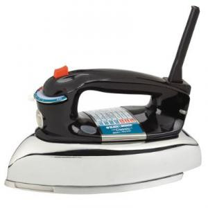Black &amp; Decker F67E Classic Iron