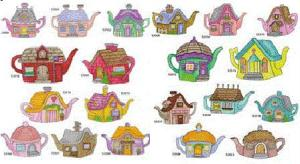 Amazing Designs / Great Notions 1289 Tea Pot Multi-Formatted CD