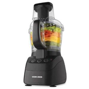 Black & Decker FP2500B PowerPro Wide-Mouth Food Processor