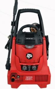 Dirt Devil ND40100BPC Flex Pro 2in1 Pressure Washer & Wet Dry Vacuum Cleaner 1800PSI, 2Tank, 19'Hose, Wand & Holster, Rotary Brush, 35'Cord, AutoOff
