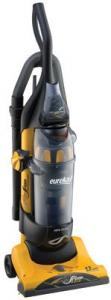 Eureka AS1001A AirSpeed Gold Lightweight Bagless HEPA  Upright Vacuum Cleaner 12Amps, 46' Feet Reach (14' Hose, 32' Cord) Flip Bottom Dust Cup, 19 Pounds