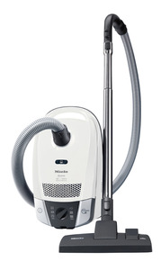 Miele S6270 Quartz Canister Vacuum,6 Position Suction,12 Stage AirClean,1200W Vortex Motor,Telescopic Stainless Steel Wand, Optional HEPA Filter