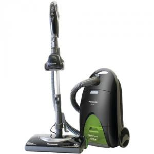 "Panasonic MC-CG917 ""OptiFlow"" Canister Vacuum Cleaner, Lime, 12 Amp Motor"