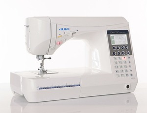 "F300, Juki F-300, Juki, HZL F300, DEMO, FS,  Exceed, 106 Stitch, Computer Sewing, Quilting, Home Dec, Machine, 8x12"" Surface, 3 Alpha  Letter  Fonts, 16 x 1Step, Button/Holes, Threader, Trimmer, Juki HZL-F300 &  Knee Lifter, ExtensionTable, Exceed 106 Stitch Computer Sewing Quilting Machine, 8"" Arm, 12"" Bed,  3 Fonts, Start Stop, 16 BH, Walking Foot, Attach"