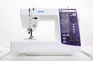 Juki, HZL-K85, hzl k65, hzlk85, hzlk65, HZL E70, HZL E80, k85, k65,  150 Stitch, Computer Sewing Machine, 1 Font, Needle Up/Down, Drop-in Bobbin, Auto Buttonhole, Quick Threader, 15 Needle Positions, Juki HZL-K85, 10Yr Extended Warranty, 150 Stitch Computer Sewing Machine, FONT, 1Step Buttonhole, Start Stop, Quick Threader, Drop Feed, 15 N.P, 16Lbs