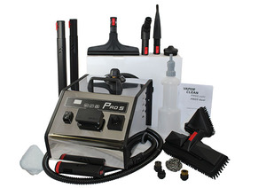 Vapor Clean, TR 5 PRO,100% Stainless Steel, Steam Vapor Cleaner, TR5, 1700W, 13 Amps, 65 PSI, 298°F, ETL Appr, 110V, 1Yr Parts, Lifetime Boiler & Element, Vapor Clean PRO 5 Steam Vapor Cleaner, Stainless Steel Housing, 1700W, 13A, 65PSI, 298°F, 1 Year Parts, Lifetime Boiler & Element, ETL, Replaces TR 5, Vapor Clean PRO 5 (Replaces TR 5) Steam Vapor Cleaner, Stainless Steel Housing, 1700W, 13A, 65PSI, 298°F, 1 Year Parts, Lifetime Boiler & Element, ETL