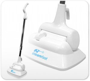 SteamFast SF-142 Steam Mop