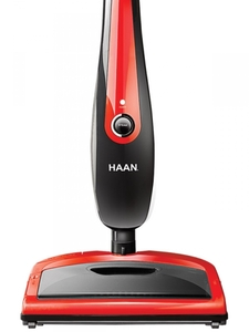 Haan HD60 Duo Sweeper Steam Cleaner Sanitizer, Hard Floors, Steam and Vac