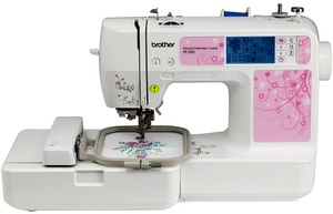 Brother, PE500, SE400, brother pe500, he1, brother he1, Embroidery, Embroidery Machine, 4&quot;x4&quot;, 4x4, 400spm, USB, iBroidery, Touch Screen,
