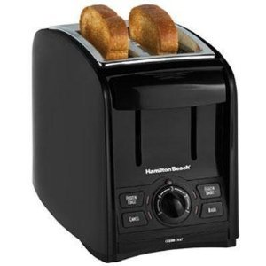New Hamilton Beach 22121 Smart Toast 2 Slice Toaster
