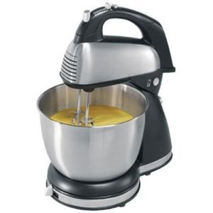 New Hamilton Beach 64650 6-Speed Classic Hand/Stand Mixer