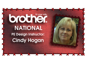 Cindy Hogan, ADVANCED, Brother PE Design next, PEDesign NEXT, Embroidery Digitizing Software Class, Baton Rouge, 2 Days, Thurs & Fri, May 23 & 24, 10am-5pm Laptop Loaded*