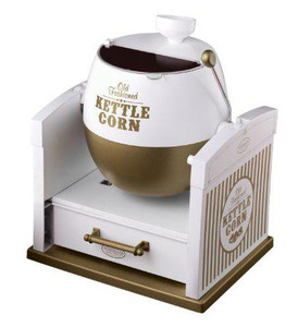 New Nostalgia Electrics KCP100 Kettle Corn Maker