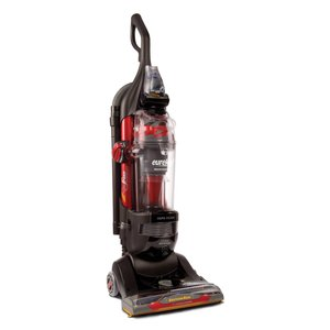Eureka AS1104A SuctionSeal Pet Bagless Upright Vacuum Cleaner Never Loses Suction, PET Power Paw Turbo Brush, Auto Cord Rewind, 7 Height Adjustments