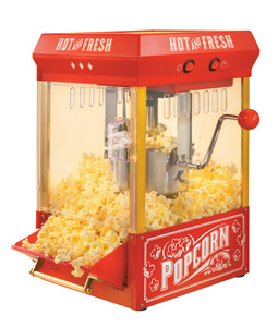 In Stock Nostalgia Electrics™ KPM200 Kettle Popcorn Popper