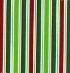 Fabric Finders 15 Yd Bolt 9.34 A Yd 658 100% Pima Cotton Fabric 60 inch Red And Green Stripe Twill, fabricfinders