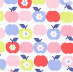 Fabric Finders 15 Yd Bolt 9.34 A Yd FF1013 Apples 100% Pima Cotton 60&quot; Fabric