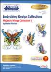 Floriani's FMW Majestic Wings Collection I Design Collection