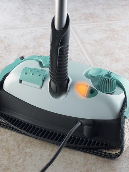 eureka steam cleaner machine manual